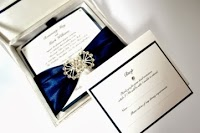 Spunsilk Handmade Wedding Invitations 849927 Image 1